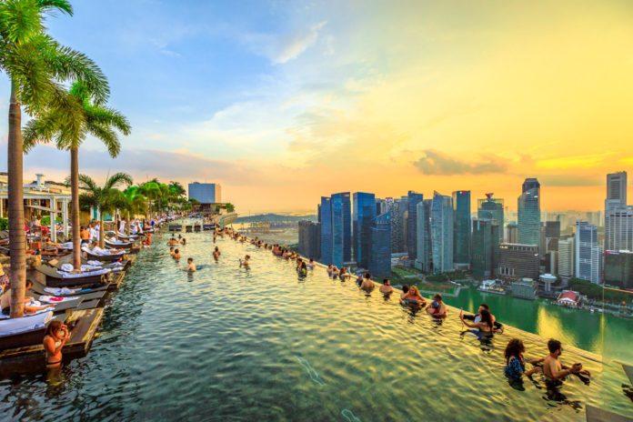The World's Best Hotel Sky Bars