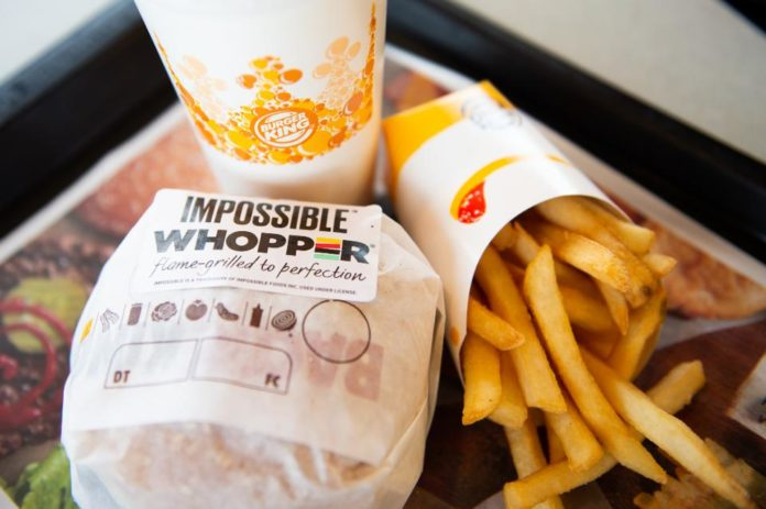 Tim Horton's And Burger King: Sister Companies With Rival Plant Patties
