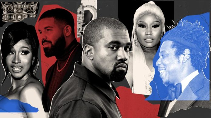 Highest-Paid Hip-Hop Acts 2019: Kanye Tops Jay-Z To Claim Crown