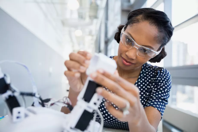 Female scientists are up against a lot of unconscious bias. Here's how to fight it.