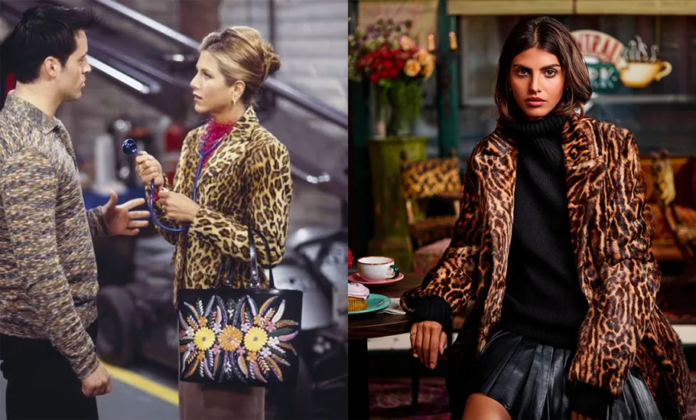 The One Where Ralph Lauren Launched A Collection Inspired By Rachel Green From 'Friends'!