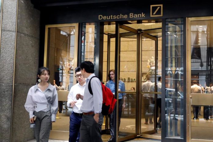 Deutsche Bank Says It Doesn't Have Trump's Tax Returns