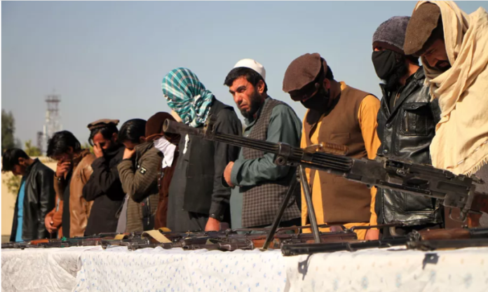 The US and the Taliban are inching closer to a peace deal
