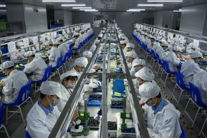 Electronics sector battles supply and price issues as production halts in China