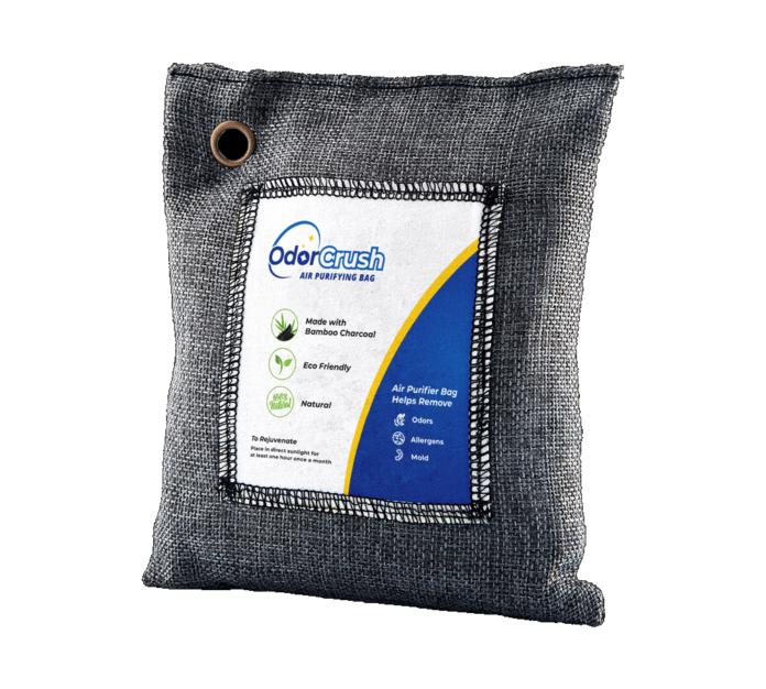 charcoal air purifier bags