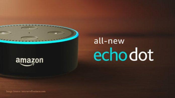 Alexa Echo Dot app