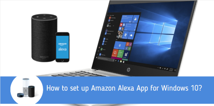 Amazon Alexa App for Windows 10