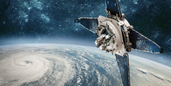 Starlink satellite service from