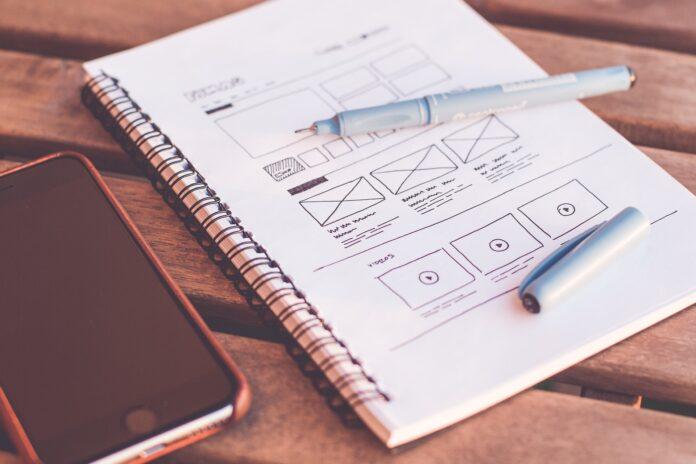 spiral notebook planner