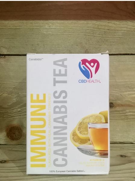 CBD Lemon Tea