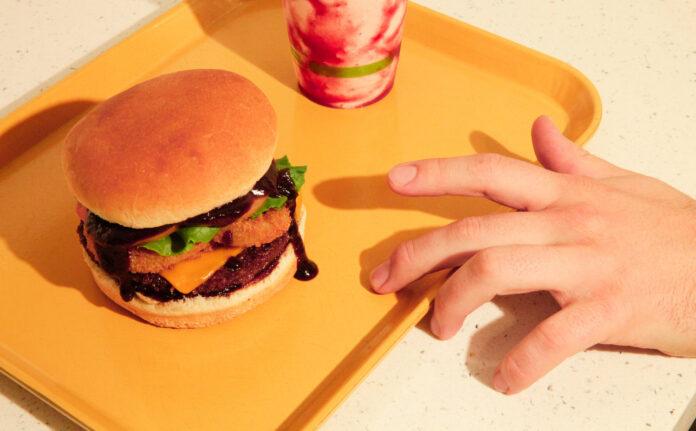 Plant Power Fast Food - Zach Vouga