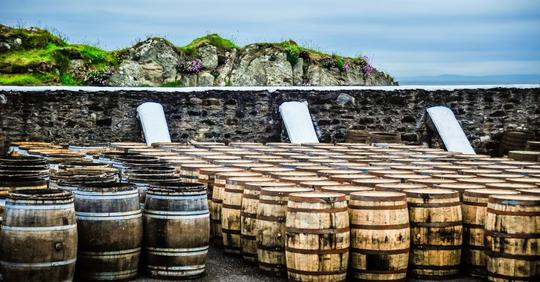 wholesale cask whiskey